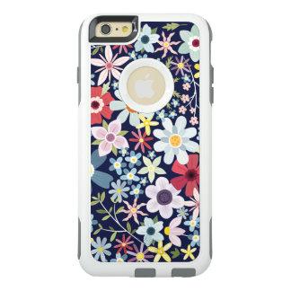 Bloemen van de Weide van Ditsy de Heldere OtterBox iPhone 6/6s Plus Hoesje