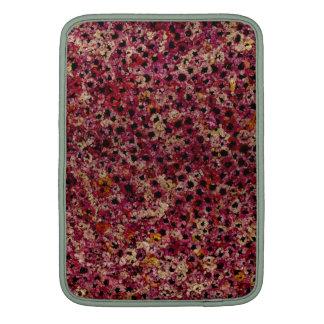 """Bloemen van Eden 13"""" het Sleeve van de Lucht Sleeve For MacBook Air"""