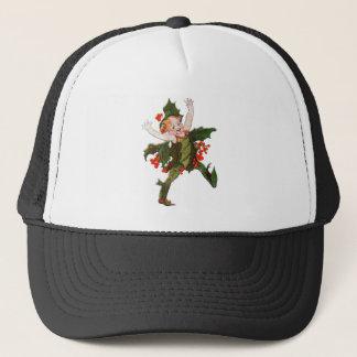 Bloemen van het Kind van de Bloem van Kerstmis van Trucker Pet
