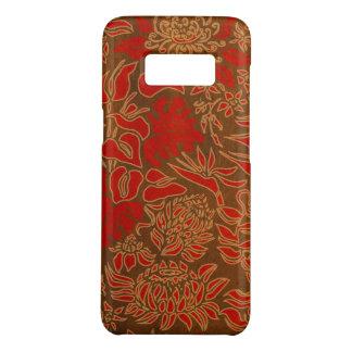 Bloemen van Protea Faux van de Ochtend van Kauai Case-Mate Samsung Galaxy S8 Hoesje