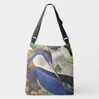 BloemenCanvas tas van het Wild van de Vogel van de