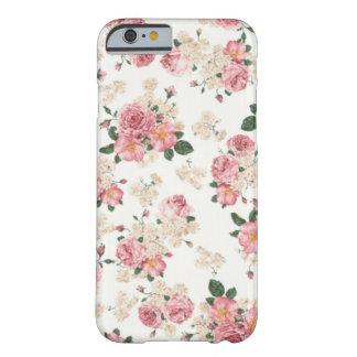 BloemeniPhone 6 van de pastelkleur geval Barely There iPhone 6 Hoesje