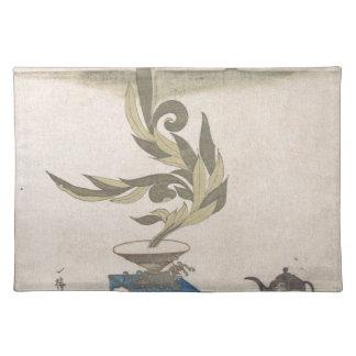 Bloemstuk - Utagawa Itchinsai Placemat