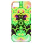Bloesem V 4 iPhone 5 van Quetzalcoatl Geval Case-Mate iPhone 5 Hoesje