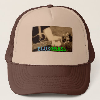 """""""BLUEGRASS"""" - het Pet van de Vrachtwagenchauffeur"""