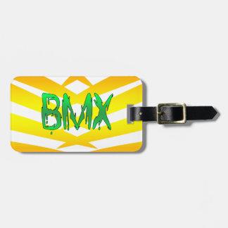 Bmx Bagagelabel