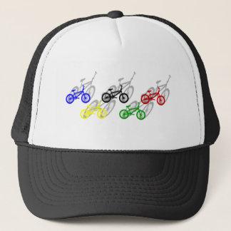 BMX het spoorfietser van het ruiter bicyle Trucker Pet