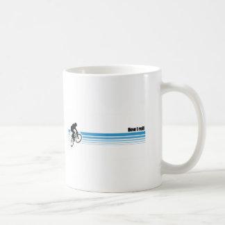 BMX - hoe ik rol Koffiemok