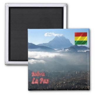 BO - Bolivië - La Paz - Amaneciendo Magneet