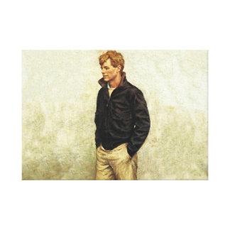 Bobby Kennedy Canvas Afdrukken