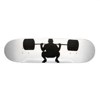 Bodybuilder 21,6 Cm Skateboard Deck