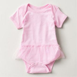 Bodysuit van de Tutu van het baby