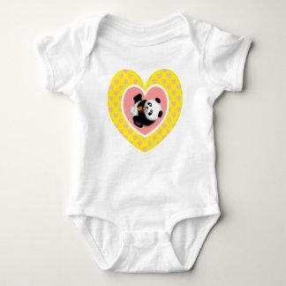 Bodysuit van het Baby van Bon Bon van de panda