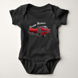 'Bodysuit van het Baby van de Machine van de Droom Romper