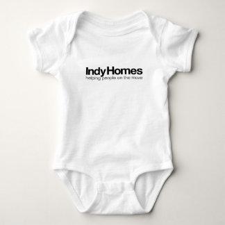 Bodysuit van het Baby van het Team van de Huizen