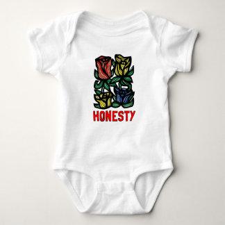 Bodysuit van Jersey van het Baby van de