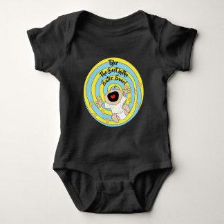 """Bodysuit van Jersey van het Baby van de """"Beste"""