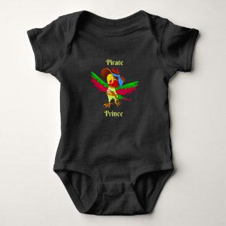 Bodysuit van Jersey van het Baby van de Prins van
