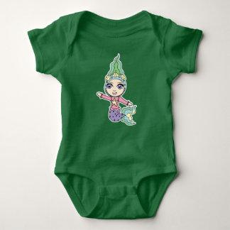 Bodysuit van Jersey van het Baby van Kellpi