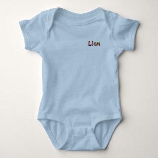 Bodysuit van Jersey van het Baby van Lian
