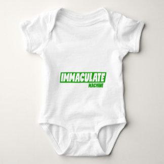 Bodysuit van Jersey van het baby - Vlekkelooze