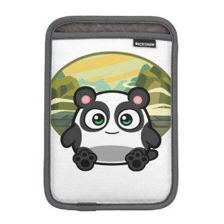 Boe-geroep als MiniHoesje van de Panda iPad