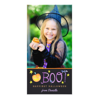 BOE-GEROEP | Kaart | van de Foto van Halloween Kaart
