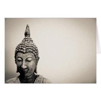 Boeddhistisch Wenskaart
