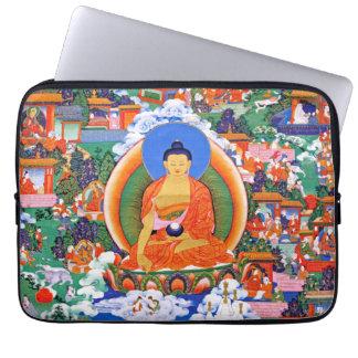 Boedha - Shakyamuni Boedha Computer Sleeve Hoesjes