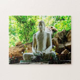 Boedha Sri Lanka. Foto Puzzels