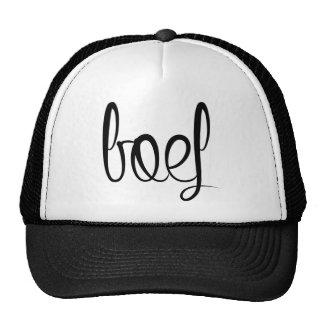 Boef trucker cap
