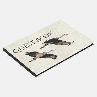 Boek van de Gast van het Wild van de Vogels van de