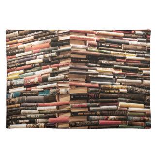 Boeken Placemat