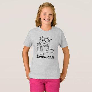 Boekenwurm T Shirt