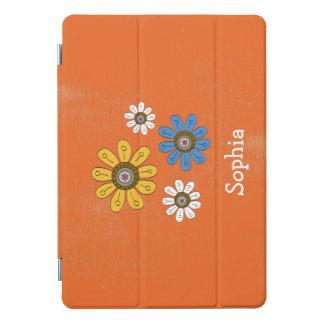 Boheemse Kleurrijke Bloemen iPad Pro Cover