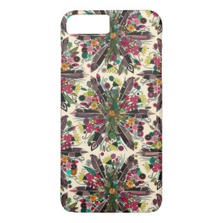 Boheemse ruikertjeroom iPhone 8/7 plus hoesje