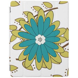 Boho gaat weg en bloeit iPad cover