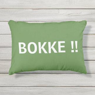 """""""BOKKE!! """" BUITENKUSSEN"""