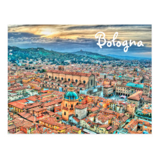 Bologna, Italië (ii) Briefkaart