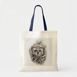 Bolsa (ontwerper) - Schedel met Kroon van Doornen Draagtas