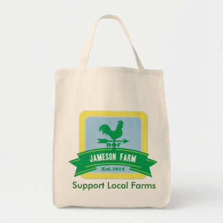 Bolsa van de Kruidenierswinkel van het Boerderij Draagtas