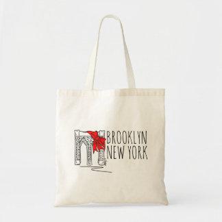 Bolsa van de Vakantie van de Stad NYC van New York Draagtas