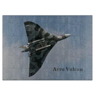 Bommenwerper van de Vleugel van Vulcan van Avro de Snijplank