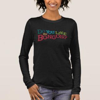 """Bongos "" T Shirts"