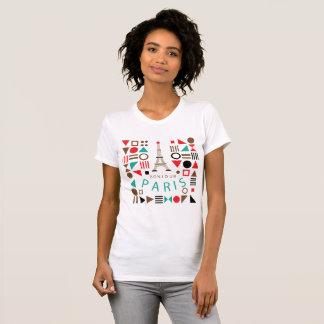 bonjour Parijs T Shirt