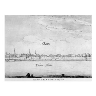 Bonn, c.1630-36 briefkaart