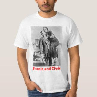 Bonnie en Clyde T Shirt