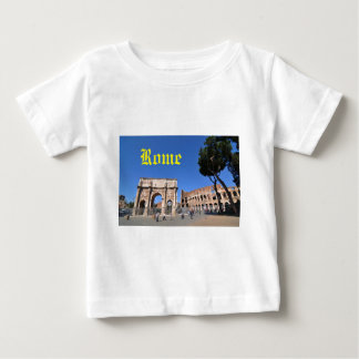 Boog in Rome, Italië Baby T Shirts
