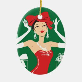 Boog op Hoogste Ovaal Ornament