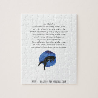 Boog - Poëzie door Jessica Fuqua Legpuzzel